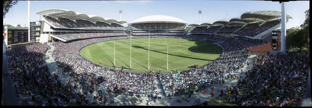 AFL Port Adelaide V Adelaide Crows Adelaide Oval