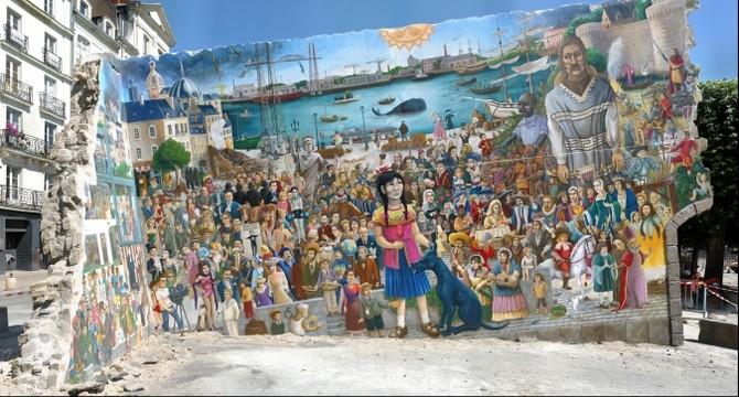 La Fresque Des Géants Royal De Luxe 2011