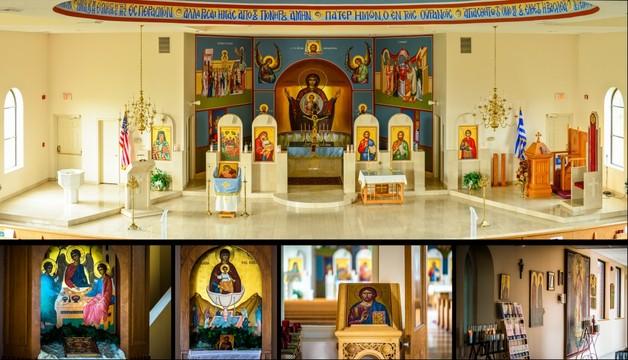 holy trinity greek church chicago